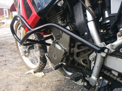 Kawasaki KLR650 engine crashbar 1987-2007