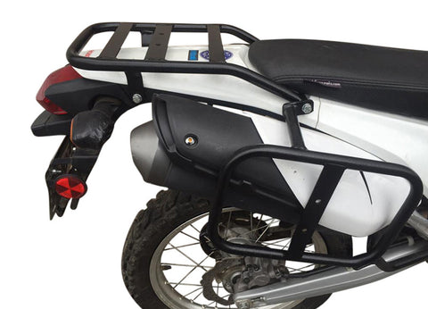 HONDA CRF250L Rear Rack and Heavy Duty side racks combo