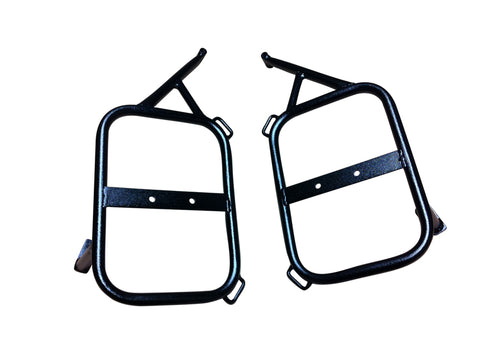 Suzuki DRZ400S-SM Saddlebag support racks Heavy duty