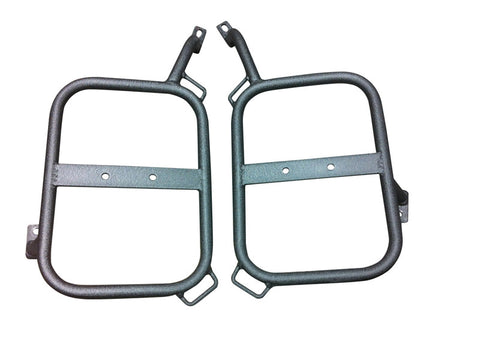 Kawasaki klr650 heavy duty side racks  1987-2016