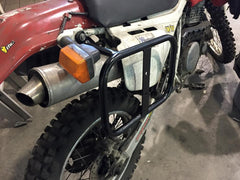 1993-2018 Honda XR650L heavy duty side rack and rear rack combo