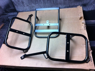 1993-2020 Honda XR650L heavy duty side rack and rear rack combo