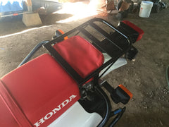 Honda XR650L Small Rear Cargo Rack 1993-2020