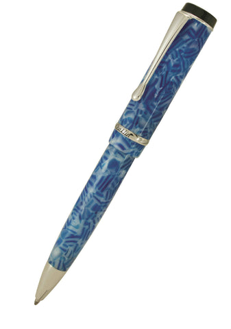 Conklin Duragraph Ice Blue Ballpoint Pen CK71355