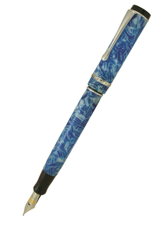 Conklin Duragraph Ice Blue Fountain Pen CK71350