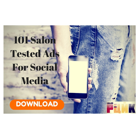 101 Salon Tested Ads