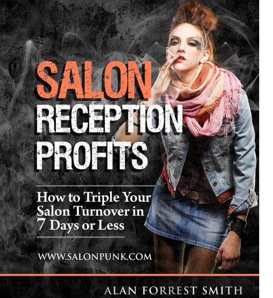 salon reception profits
