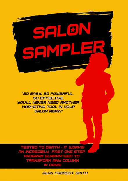 Salon Sampler Book