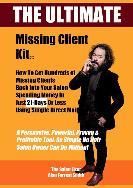 Missing salon client kit
