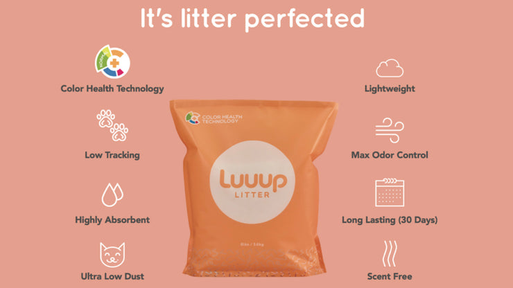 Luuup Litter Yearly Subscription