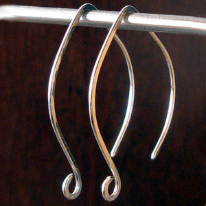 Handmade Jewelry Findings Earring Hooks Bamba