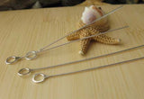 Headpins for Jewelry Design Dainty Homer Handmade