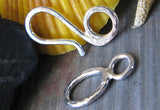 Hook Clasp Unique Handmade Jewelry Findings Uranie