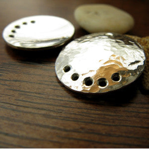 Earring Components for Jewelry Making Mutil Hole Discs Anax