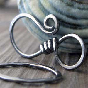 Large Handmade Hook Clasp Handmade Jewelry Findings Sardana
