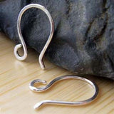 Mini Earring Hooks Artisan Handmade Jewelry Findings Carioca
