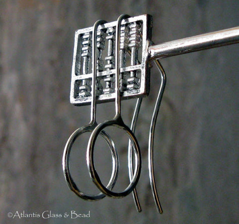 Simple Handmade Earrings Lightweight Metis