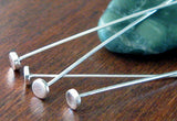 Handmade headpins jewelry findings