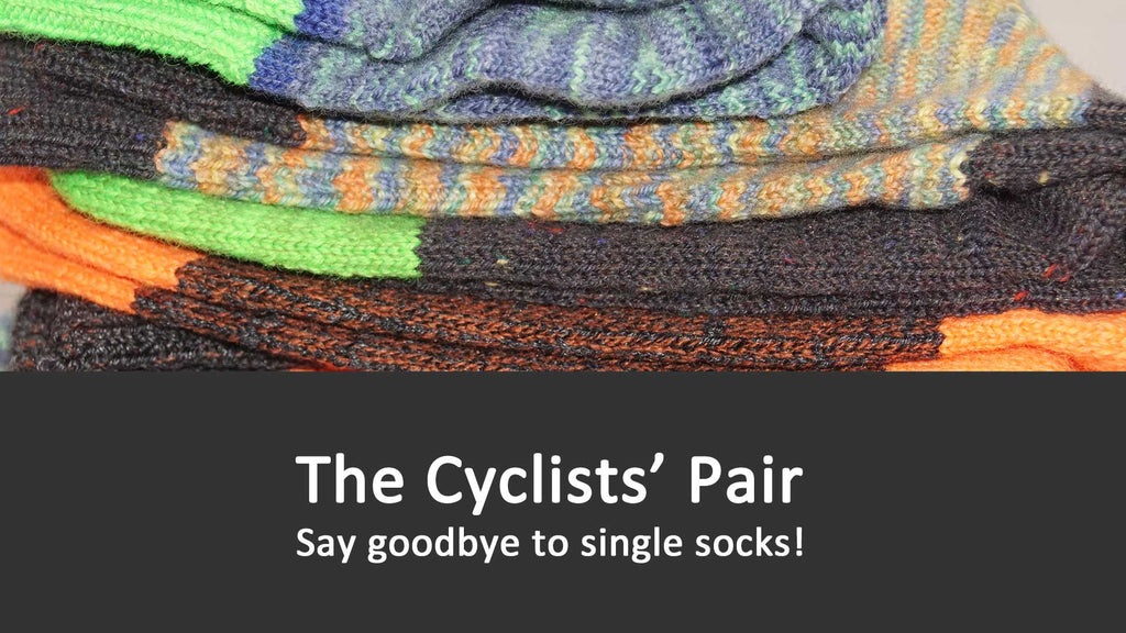 The Cyclists' Pair - Kickstarter campaign starts now