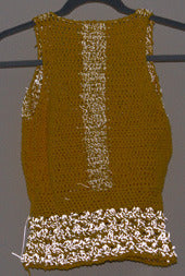 Culturecycle_yellow_crochet_top_back_night