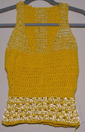 Culturecycle_yellow_crochet_top_front