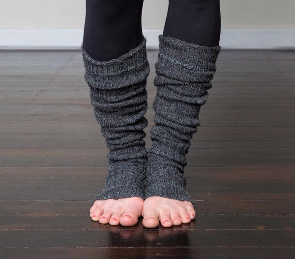 active knit LEGWARMERS