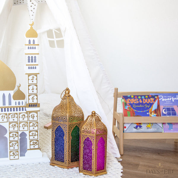 Best Ramadan Board Books for Toddlers