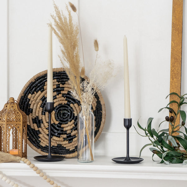 3 Ways to Style your Mantel this Ramadan