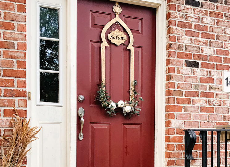 Fall Door Decor: 3 Ways