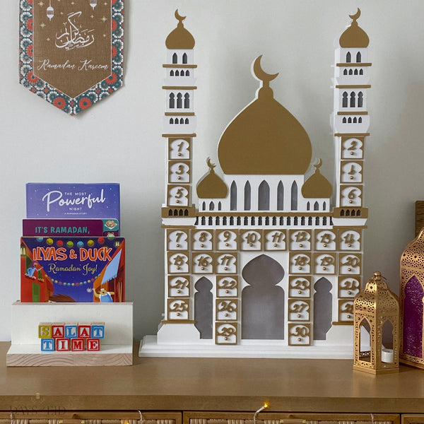 Books to Read with your Kids this Ramadan