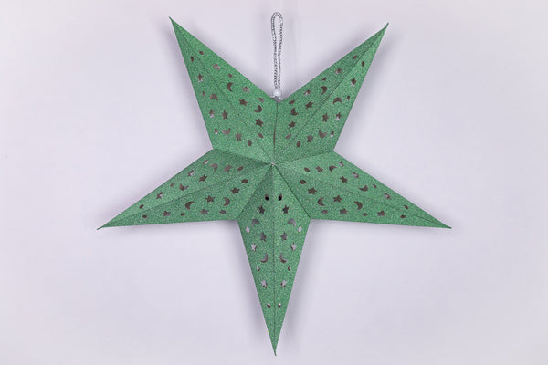 Gallery Of Days Eid Where To Buy Ramadan And Decorations Online Paper Star Lanterns With Moon Green