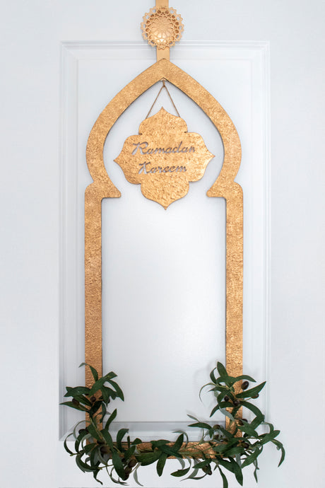 Ramadan Door Wreath