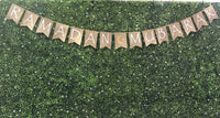 Days of Eid | Where to buy ramadan and eid decorations online | burlap banners