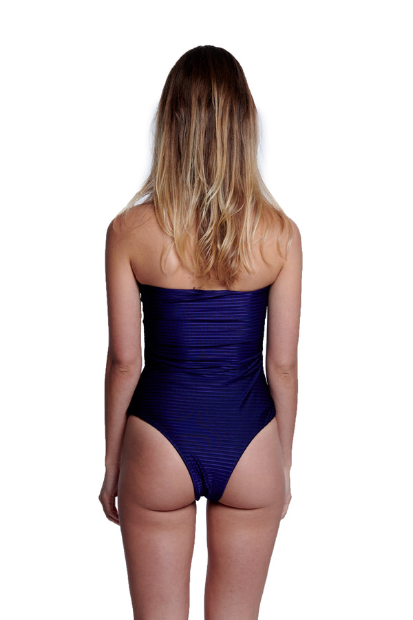 Ella One Piece Indigo
