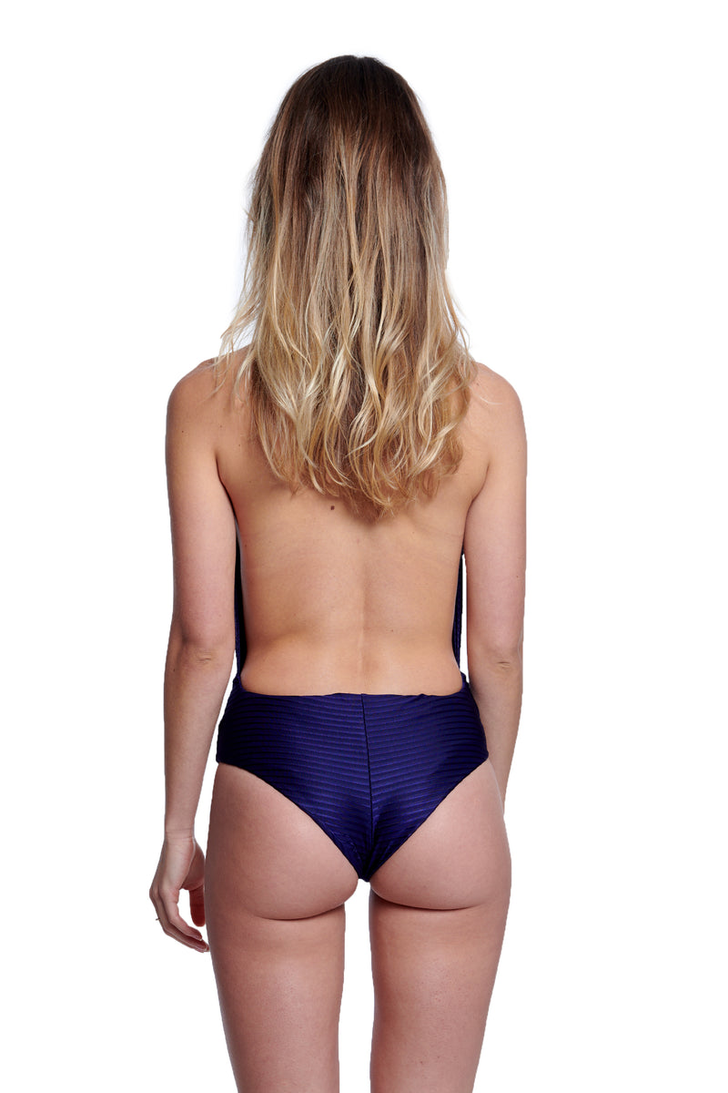 Harper One Piece Indigo