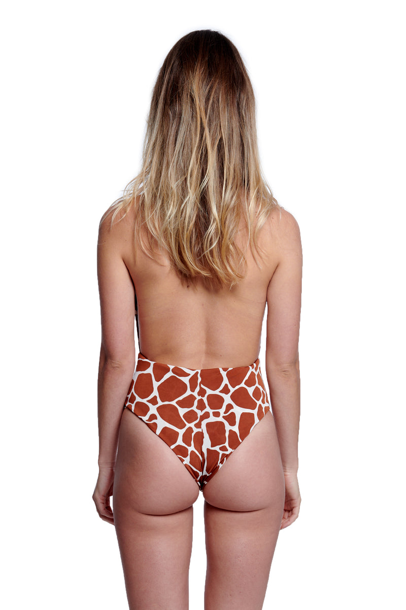 Harper Giraffe One Piece