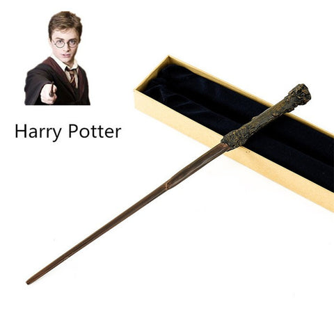 Harry Potter Wands Now Upgraded To Metal Core Versions!