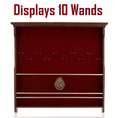 Collectibles - Harry Potter Wand Collector, 10 Wand Display Rack (Wands Not Included!) - My Revolutional Shop - 1