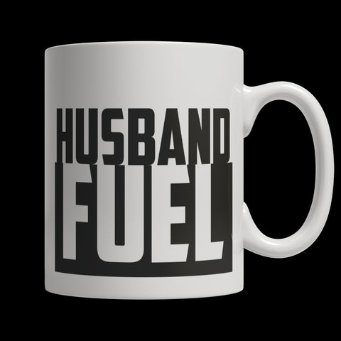 Limited Edition Mug - Husband Fuel - 11oz Mug - My Revolutional Shop - 1