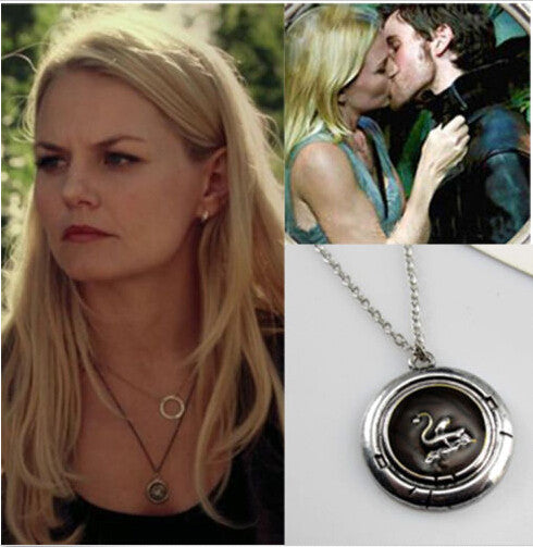 Once Upon A Time Emma Swan Pendant Necklace -  - My Revolutional Shop - 2