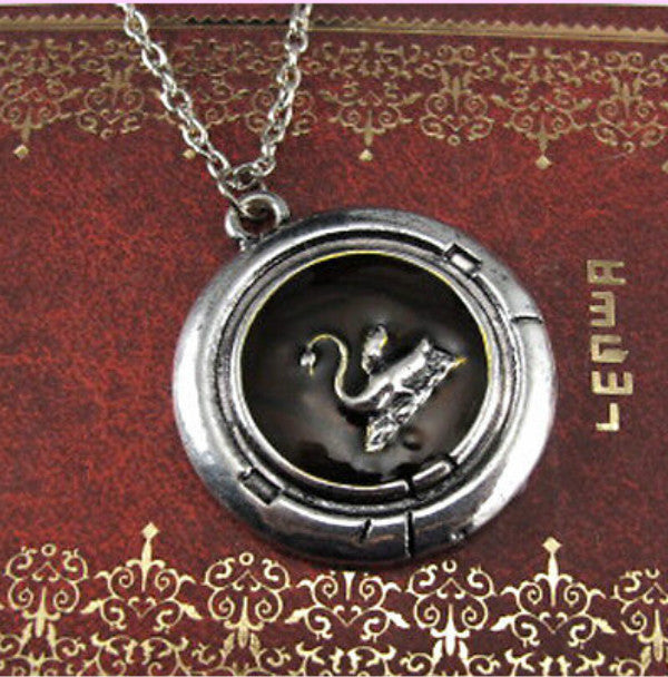 Once Upon A Time Emma Swan Pendant Necklace - gray - My Revolutional Shop - 4