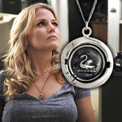 Once Upon A Time Emma Swan Pendant Necklace -  - My Revolutional Shop - 1