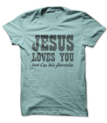 FaithFilled Collection of Christian T-shirts from CuTeeShop at SunFrog.com -  - My Revolutional Shop - 1