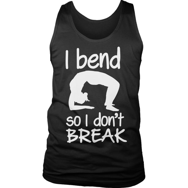 Limited Edition T-shirt Hoodie - I Bend So I Don't Break (Yoga Shirt) -  - My Revolutional Shop - 17