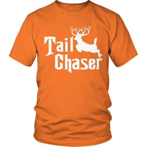 Limited Edition T-shirt Hoodie - Tail Chaser - Unisex Shirt / Orange / S - My Revolutional Shop - 1