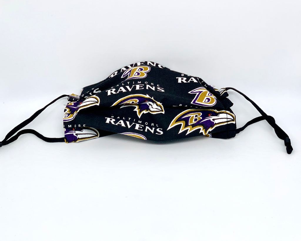 #004 - Baltimore Ravens Face Mask