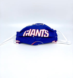 #046 - NY Giants Football Mask