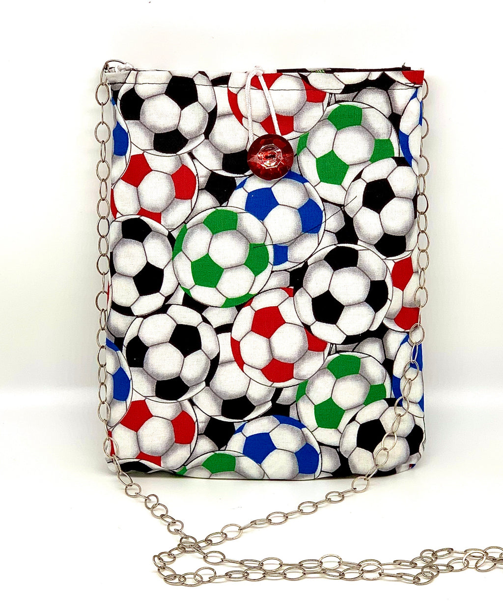 #882 - Lacrosse/Soccer Switch Purse (Long)