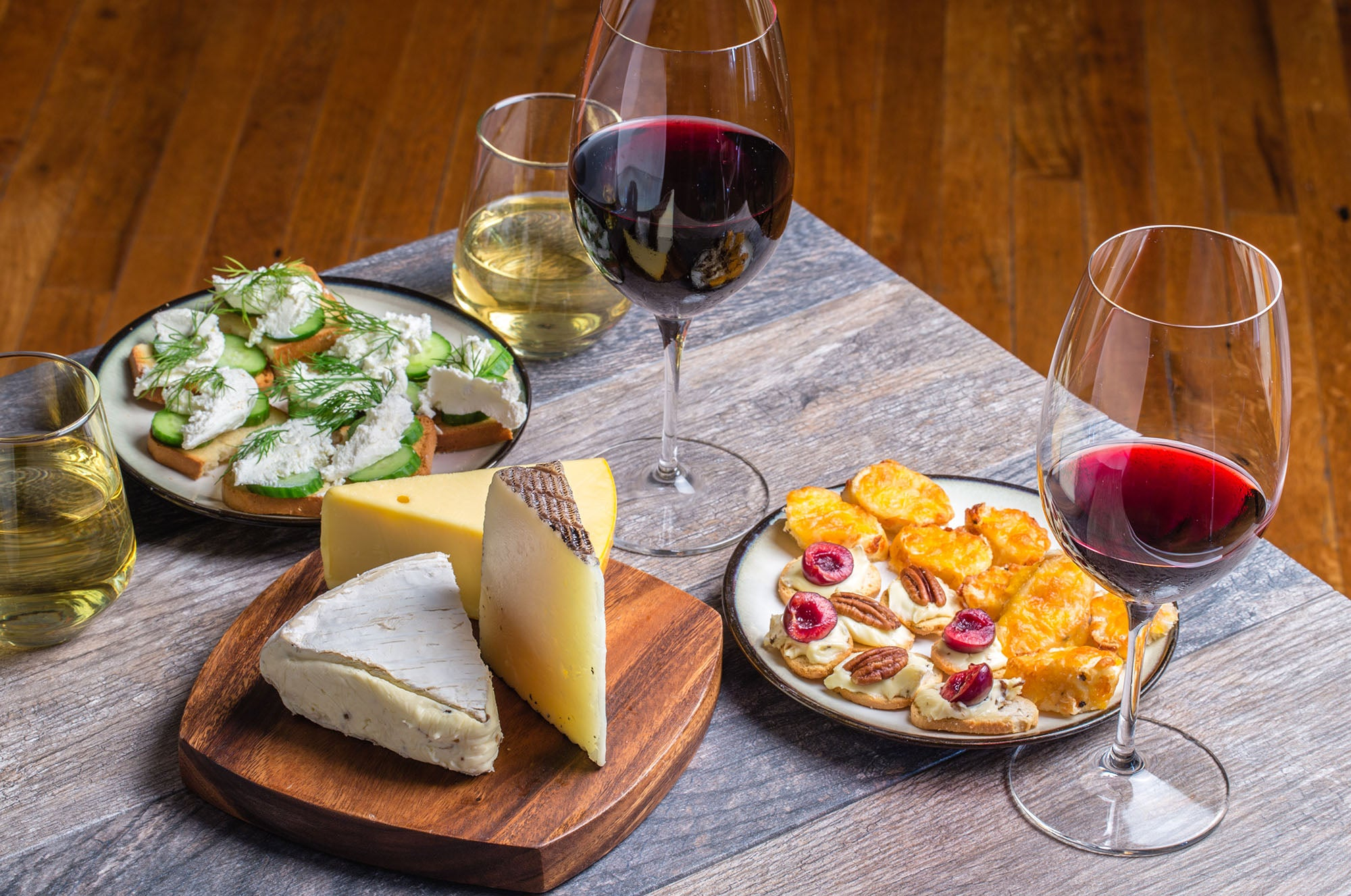 The Food & Wine Guide to Perfect Pairings By Brumate