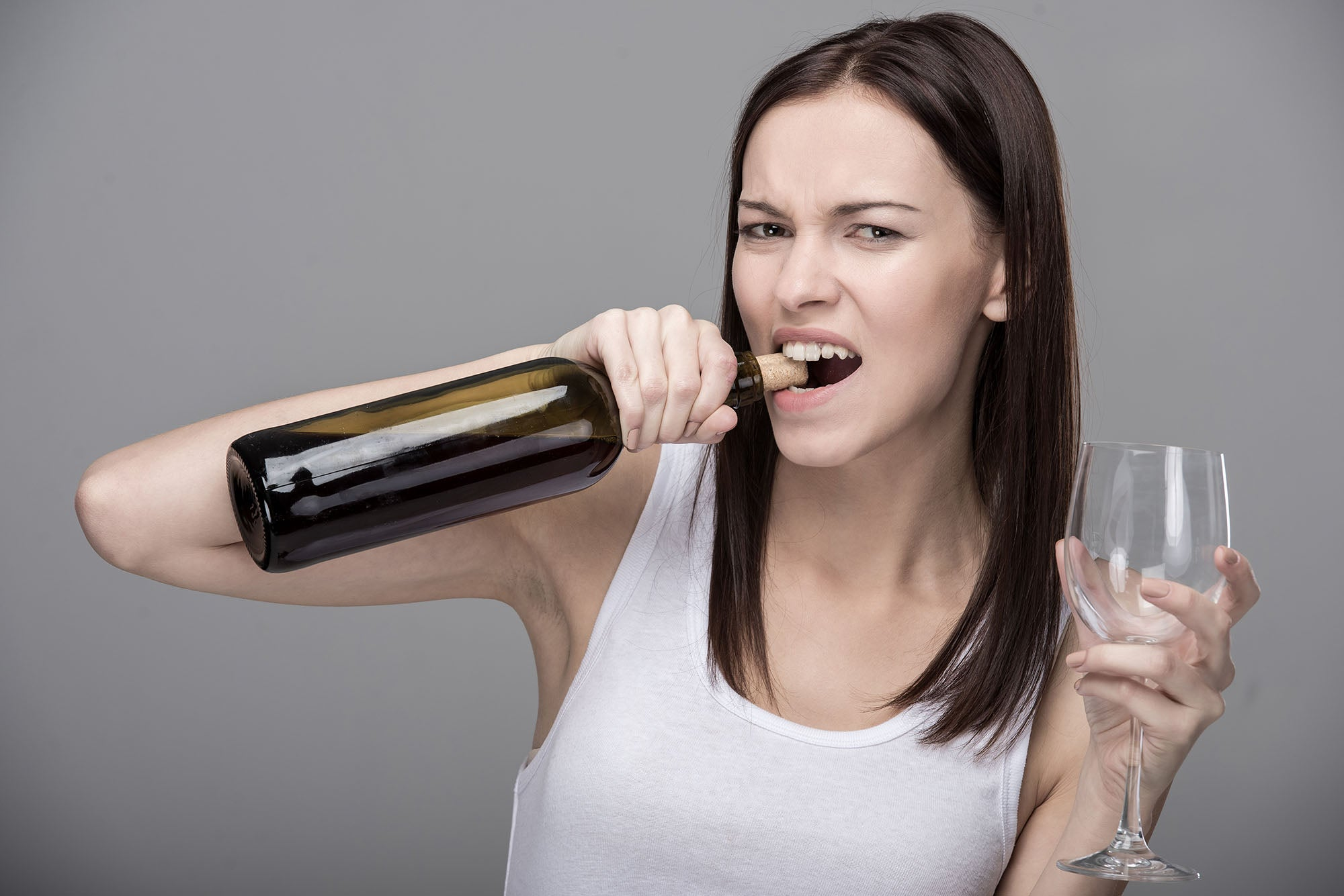 Best Creative Ways to Open Wine Without a Corkscrew - The Dehydration Company | Brumate